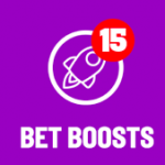 Bet Boost increases your winnings on horseracing markets
